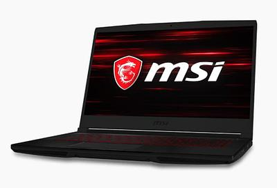 Ноутбук MSI GF63 Thin 10SC-200XKZ/15.6 FHD/Core i5 10300H 2.5 Ghz/8/SSD512/GTX1650/4/Dos