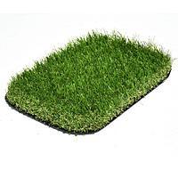 Искусственный газон 30 мм ландшафтный