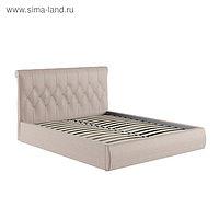 Кровать Тиффани, 1600х2000, Бежевый