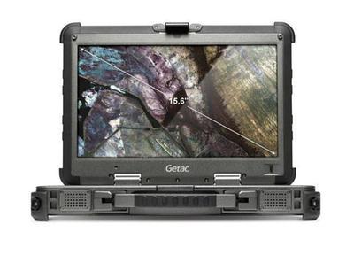 "Ноутбук Getac X500G3 CI7-7820HQ 15"" 16GB 500GB W10P XJ6ST5CHBDXX"