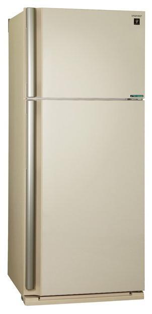 Холодильник Sharp SJXE59PMBE бежевый