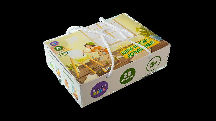 Комплект книг «Бала шақтан – болашаққа»