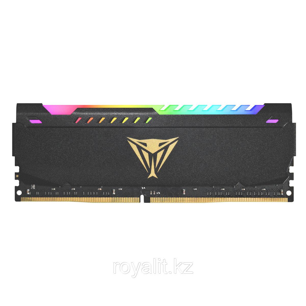 Оперативная память DDR416Gb PATRIOT VIPER STEEL RGB
