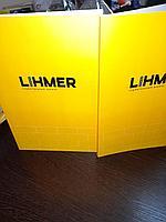 Папки бумажные с фирменным логотипом по индивидуальному заказу, фото 1