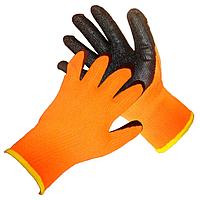 Рабочие перчатки с нитриловым вспененным покрытием