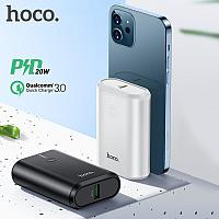 Power Bank 10000mAh Портативное Внешнее Зарядное Устройство hoco QC3.0+PD 20W