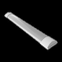 Светильник светодиодный Gauss IP40 600*76*24мм 18W 1520lm 4000K WLF-2 сталь