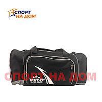 Большая тренировочная сумка Velo (цвет чёрный)