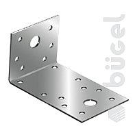 Крепежный угол ассиметричный KUAS-90*50*55 (100шт.)