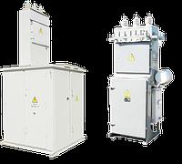 Комплектные трансформаторные подстанции типа КТПН 25-2500/10(6) У1