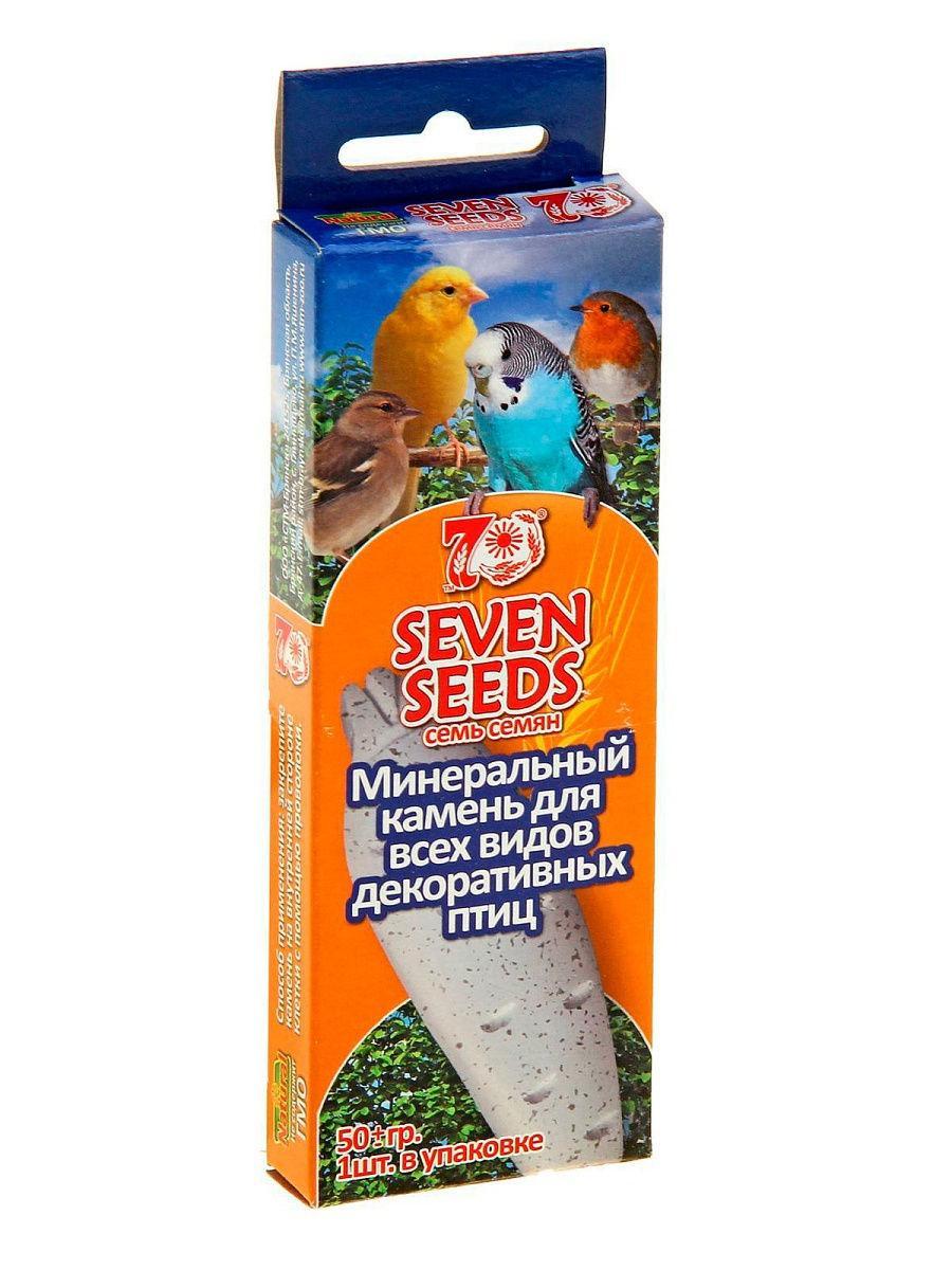 Seven Seeds Минеральный камень для птиц