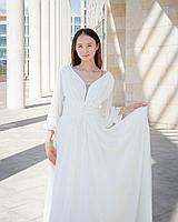 Белоснежное платье (вечернее, summer collection), фото 1