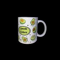 "Кружка ""Avocado kedavra"""