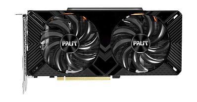 Видеокарта PALIT GeForce GTX 1660 SUPER Gaming Pro OC [NE6166SS18J9-1160A]