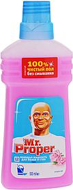 MR PROPER Моющая жидкость для уборки Универсал Роза 500мл
