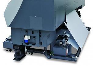 Mimaki TS500-1800: система автоматической подачи/подмотки материала AMF