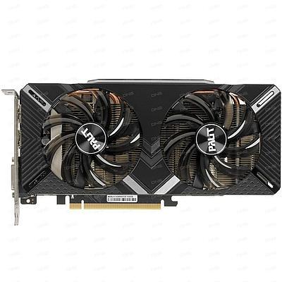 Видеокарта Palit GeForce RTX 2060 Dual [NE62060018J9-1160A-1]