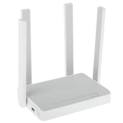 Wi-Fi роутер Keenetic Viva KN-1910 белый