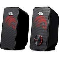 Компактная акустика 2.0 Redragon Stentor черный