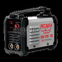 РЕСАНТА Сварочный аппарат инверторный САИ-220Т LUX Ресанта