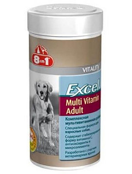 Мультивитамины Excel для взрослых собак