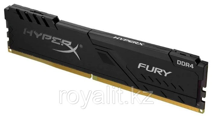 Модуль памяти Kingston HyperX Fury DDR4 8Gb 3000MHz, фото 2