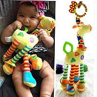 Многофункциональная детская игрушка жираф Sozzy