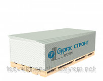Гипсокартон ГКЛ GYPROC Стронг 2500х1200х15мм