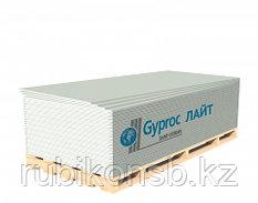 Гипсокартон ГКЛ GYPROC 2500х1200х9,5мм