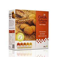 Мульти зерновое печенье  200 гр, Gaia