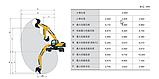 Колесный экскаватор HYUNDAI R210W-7, фото 3