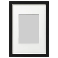Рама Рибба 21х30 см. черный ИКЕА, IKEA