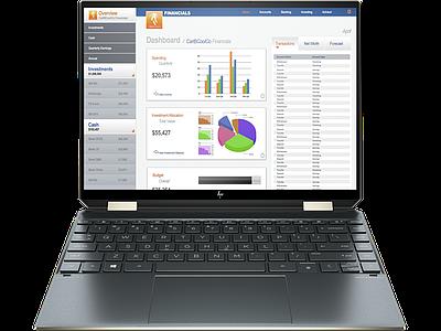 Ноутбук HP Spectre x360 14-ea0004ur 13.5 WUXGA  IPS Intel® Core™ i5-1135G7/8Gb/SSD
