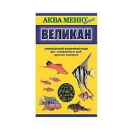 Корм для рыб Аква Меню Великан