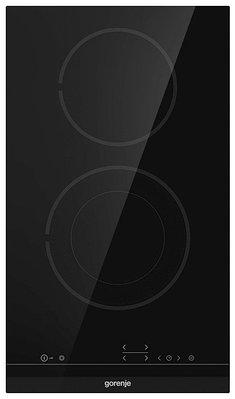 Встраиваемая стеклокерамическая поверхность Gorenje ECT322BCSC черный