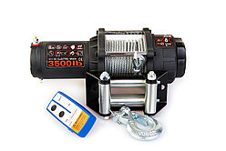 Лебёдка для мото техники 1588 кг / 3500 lbs - LUKE WINCHES
