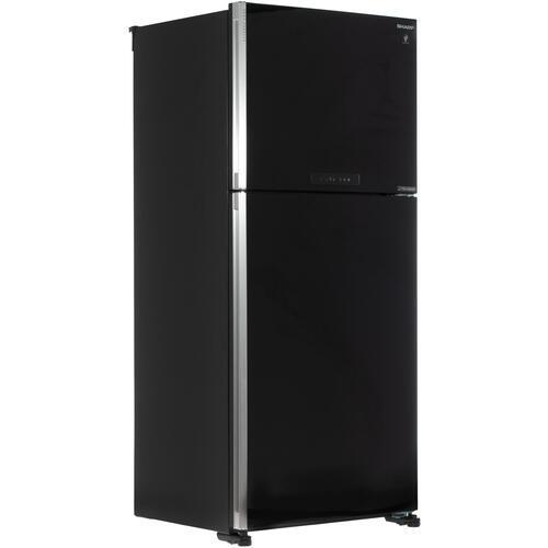 Холодильник Sharp SJXG55PMBK черный