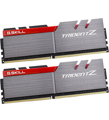 Комплект модулей памяти G.Skill Trident Z, F4-3600C17D-32GTZ