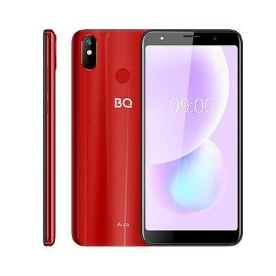 Смартфон BQ 6022G Aura красный