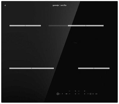Встраиваемая стеклокерамическая поверхность Gorenje ECT648ORAB черный