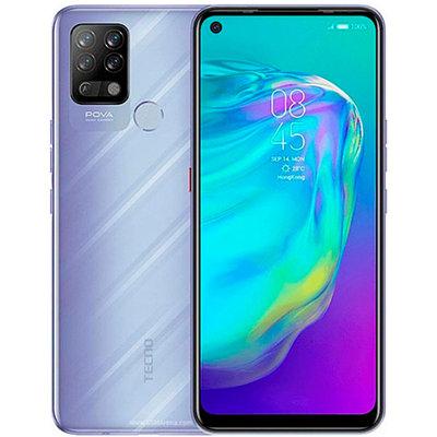 Смартфон Tecno POVA 128GB фиолетовый