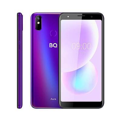 Смартфон BQ 6022G Aura фиолетовый