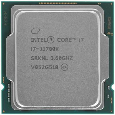 Процессор Intel Core i7-11700K