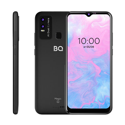 Смартфон BQ 6630L Magic L черный