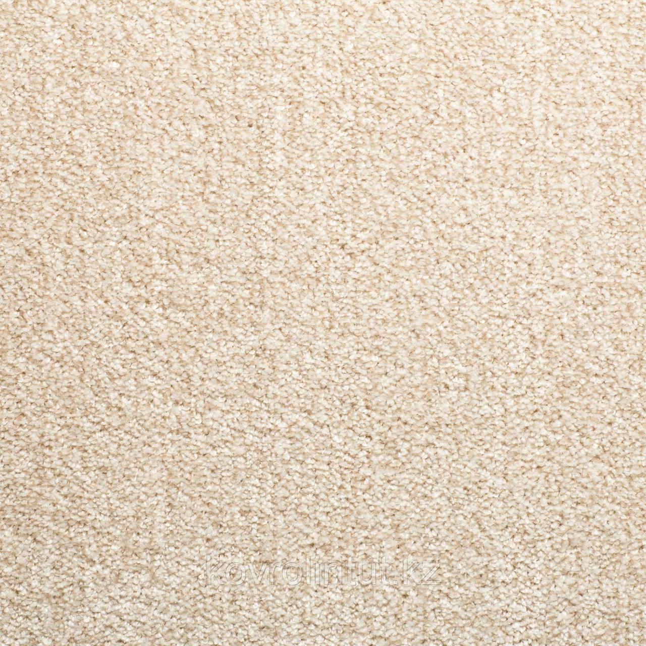 Ковровое покрытие Sintelon DRAGON 10231 белый 4 м