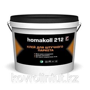 Клей Homakoll 212 для штучного паркета, 14кг
