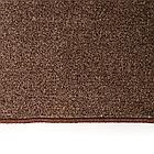 Ковровое покрытие Sintelon DRAGON 11431 коричневый 3 м, фото 3