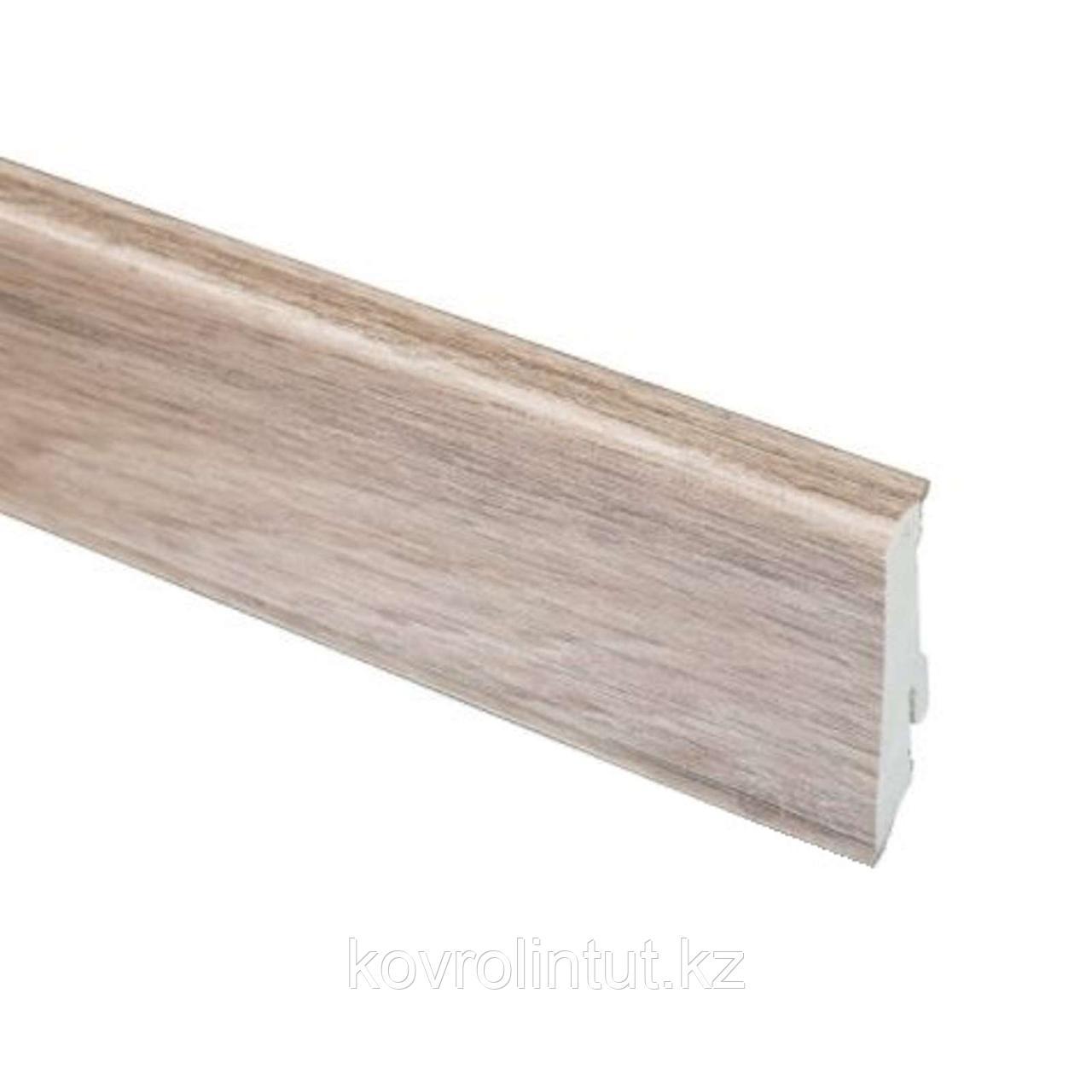 Плинтус композитный для LVT Neuhofer Holz, K0210L, 714451, 2400х59х17 мм
