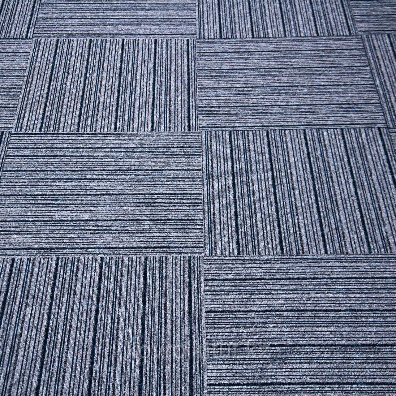 Плитка ковровая Сondor, Solid stripe 175, 50х50, 5м2/уп