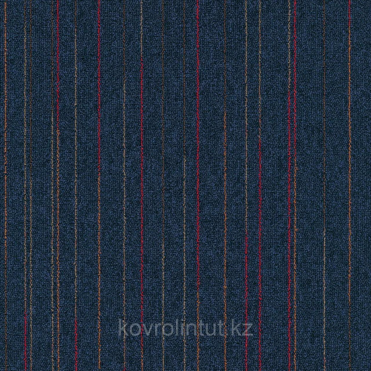 Плитка ковровая Modulyss First Lines 576, 100% PA